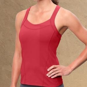 Athleta Switch Back Support Athletic Tank Top